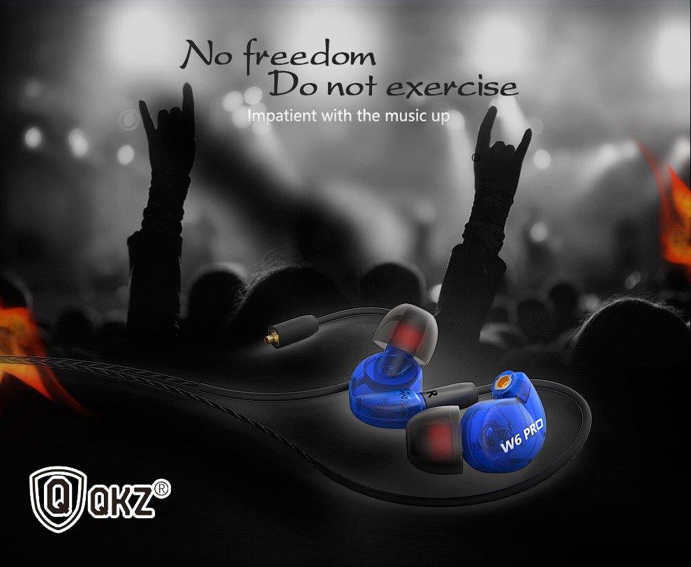 Qkz W6 Pro Earphone (10)
