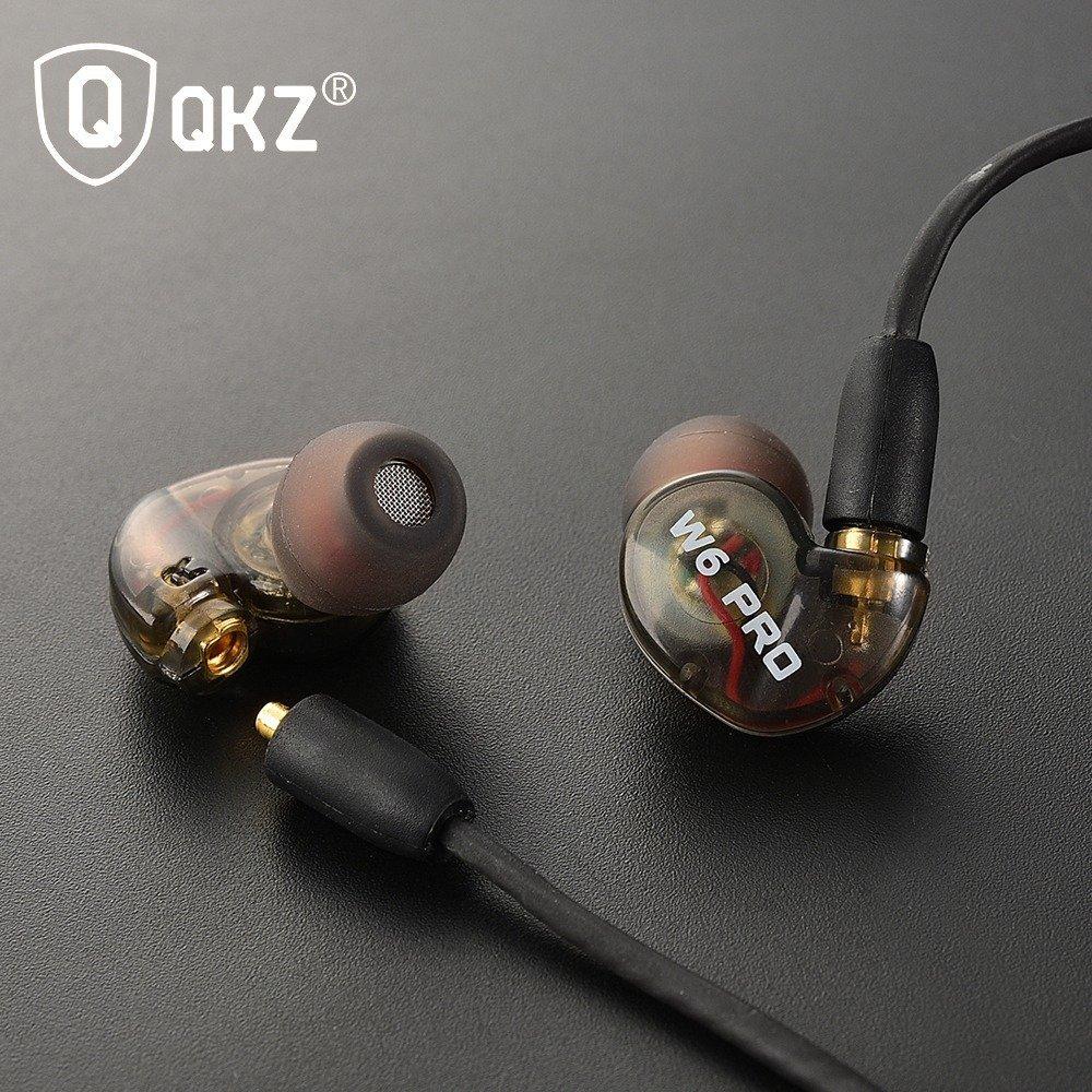 Qkz W6 Pro Earphone (2)
