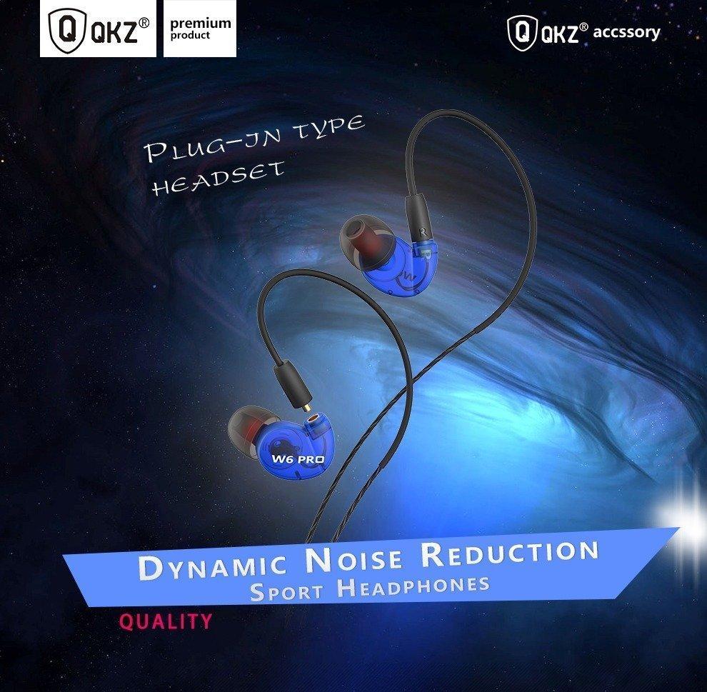 Qkz W6 Pro Earphone (5)