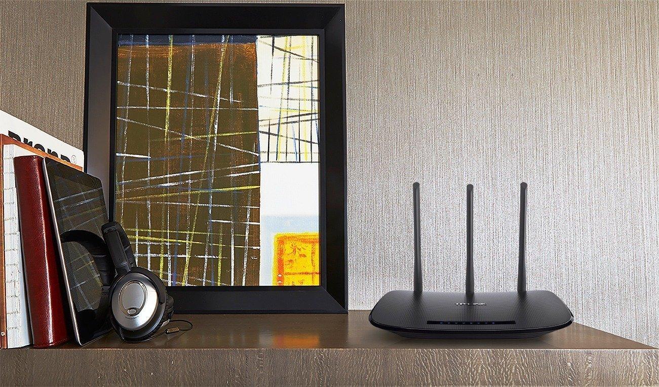 Tp Link Wr940n 450mbps Router (3)