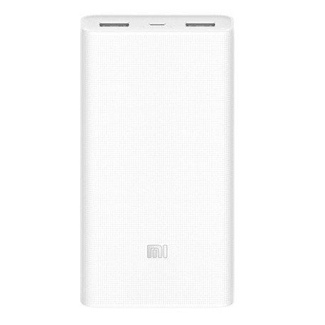 Xiaomi Mi Power Bank 2 20000mah White 01 15482 1485359611