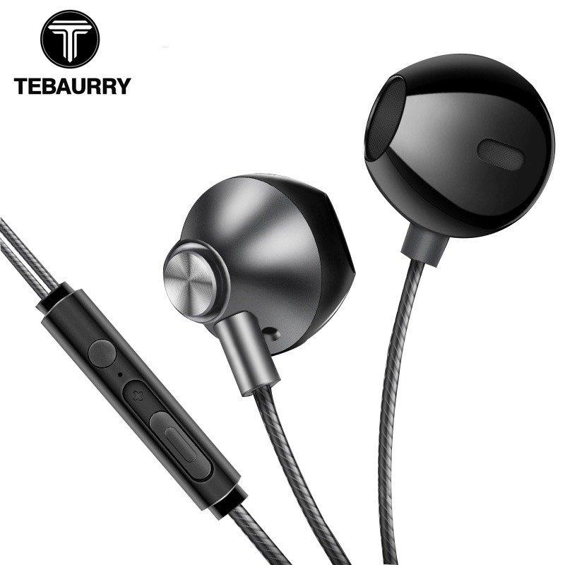 Zs8 Tebaurry Metal Phone Earphones (5)
