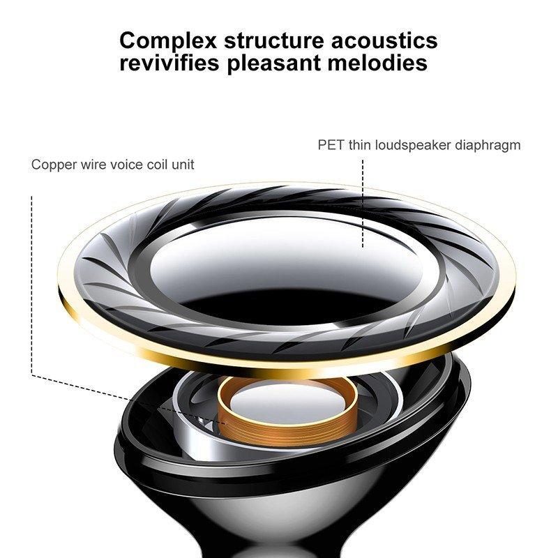 Baseus S16 Professional In Ear Bluetooth Earphone (2)