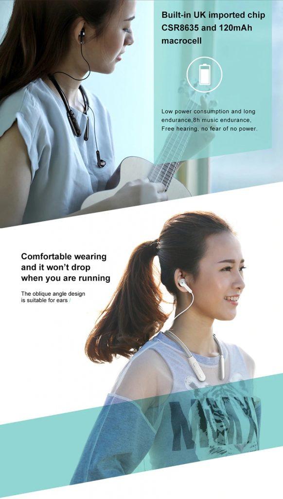 Baseus S16 Professional In Ear Bluetooth Earphone (3)