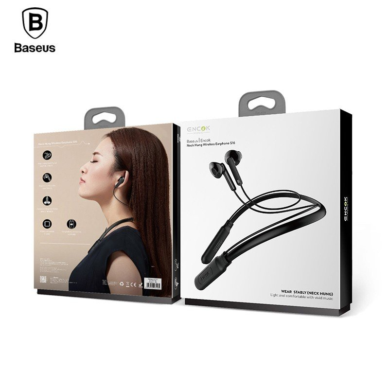 Baseus S16 Professional In Ear Bluetooth Earphone (5)