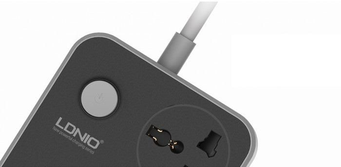 Ldnio 6 Usb Ports And 3 Power Socket Extension (13)