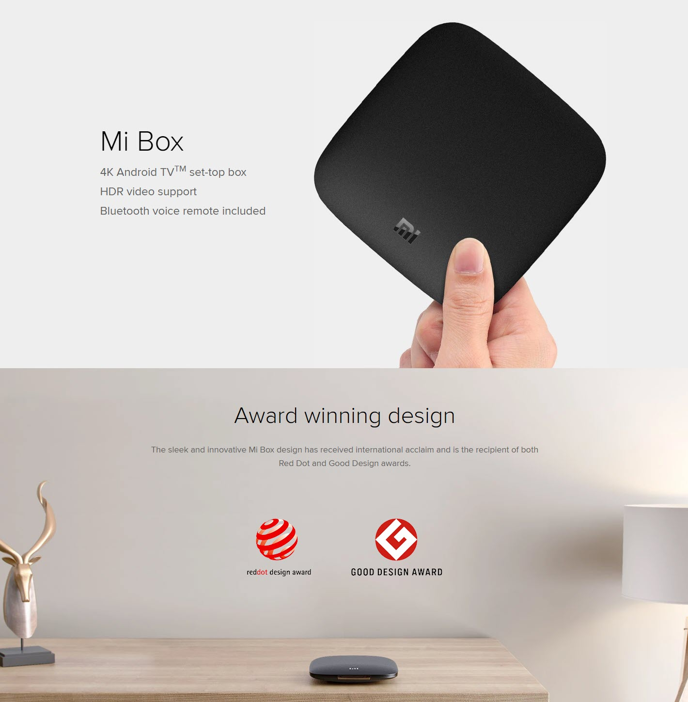 Mi Tv Box 4k