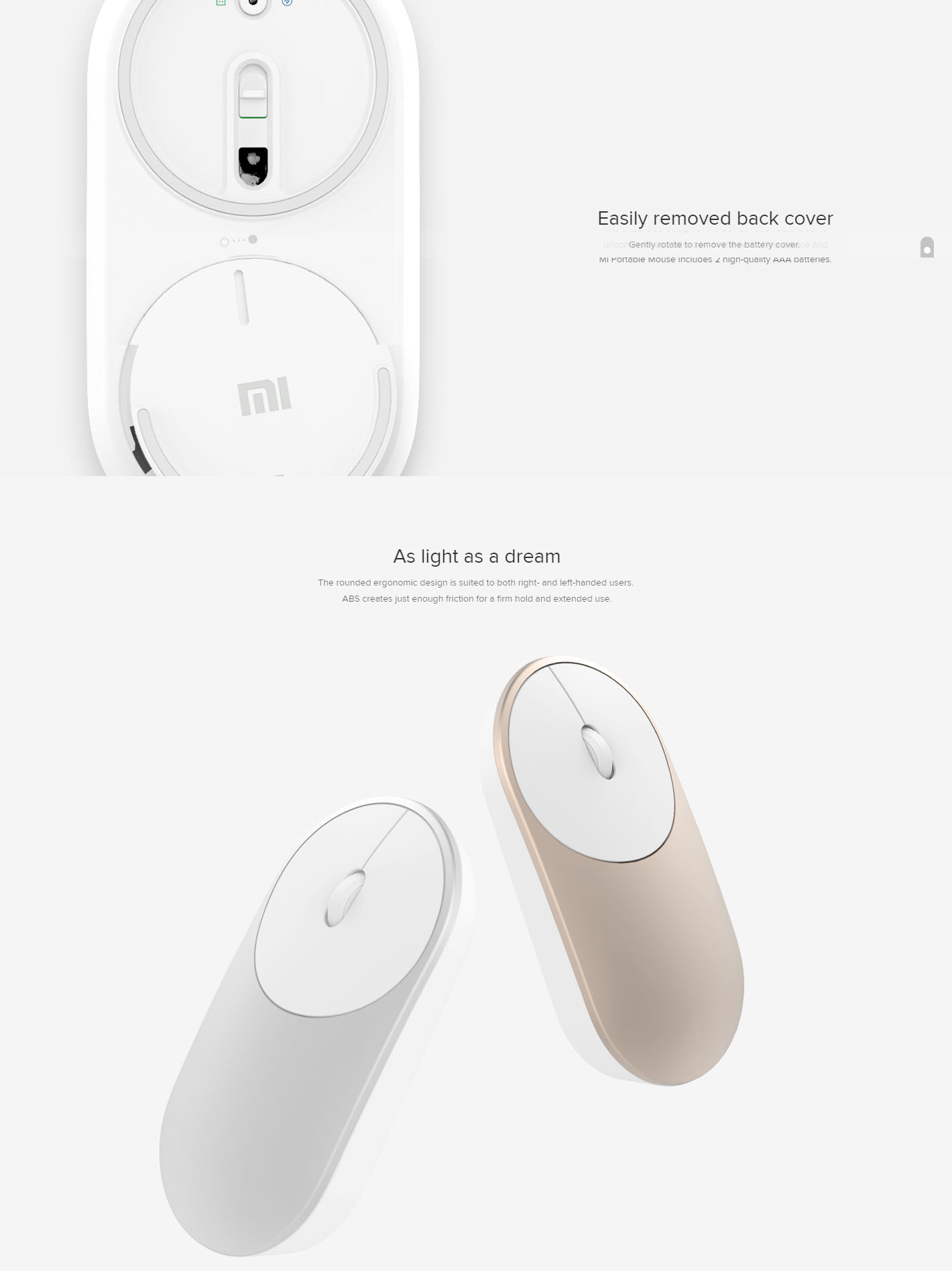 Mi Wireless Mouse (11)