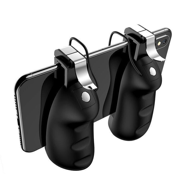 Six Finger Pubg Mobile Game Controller (6)