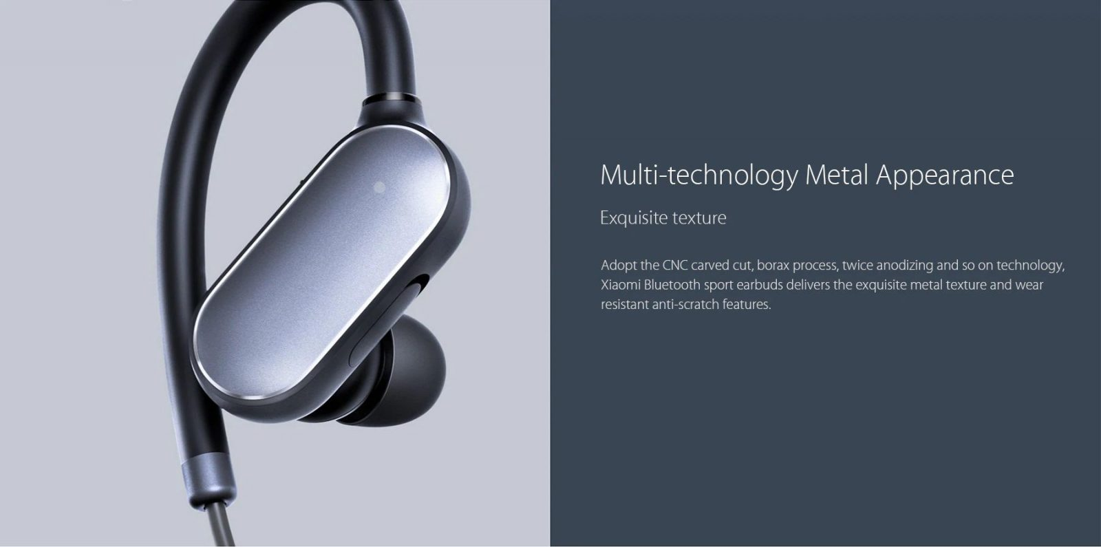 Xiaomi Mi Sport Bluetooth Ear Hook Headphones (10)