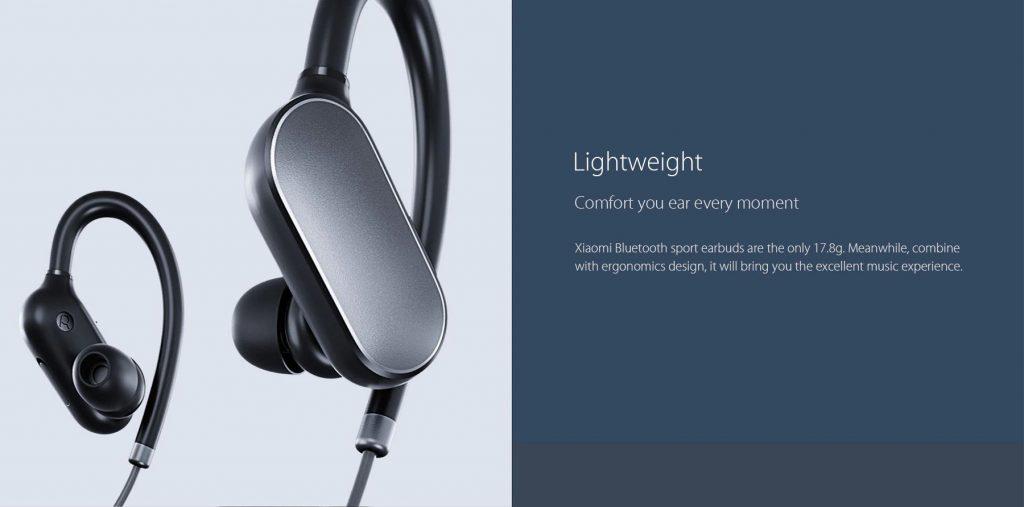 Xiaomi Mi Sport Bluetooth Ear Hook Headphones (11)