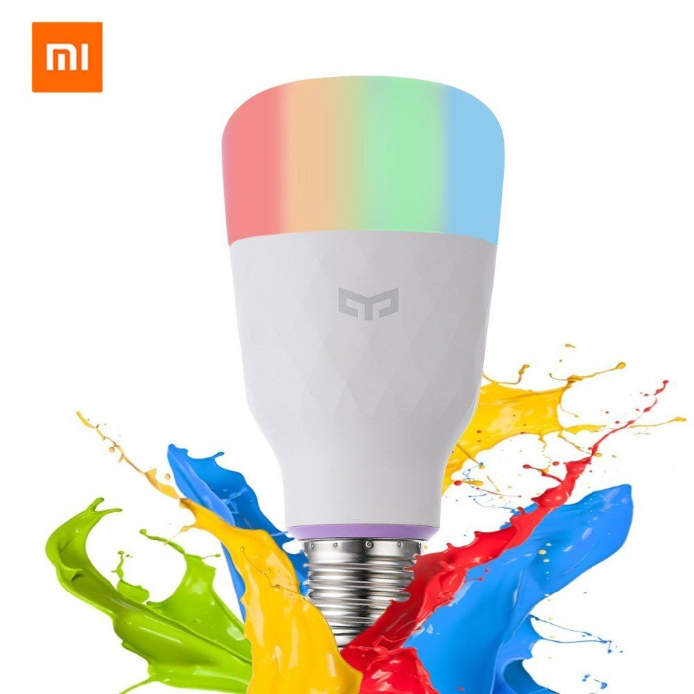 Xiaomi Yeelight Smart Led Bulb Colorful (8)