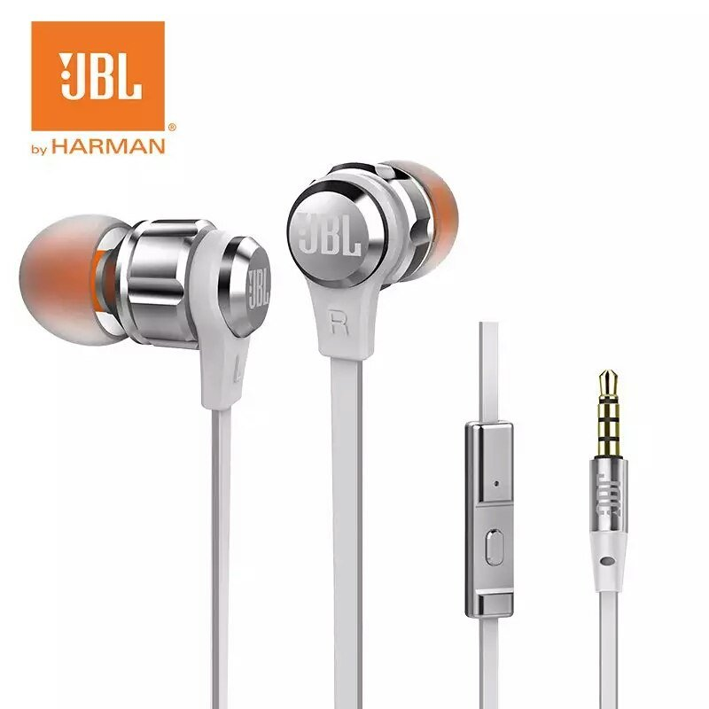 0c9e04e4a08 JBL T180A Pure Bass Wired Earphone at Best Price in Bangladesh ...