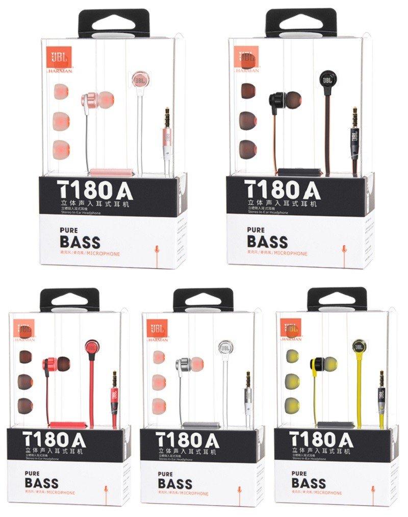 Jbl T180a Wired Earphone (2)