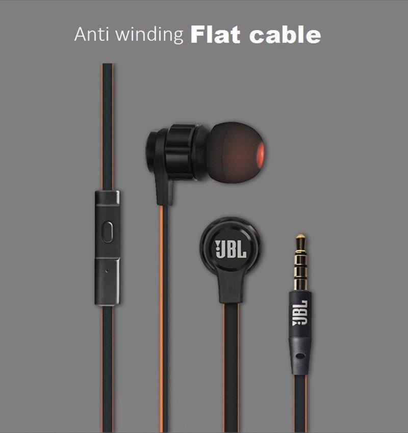 Jbl T180a Wired Earphone (5)