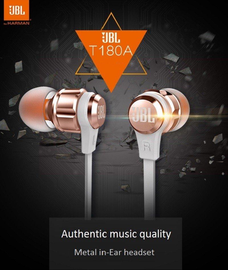Jbl T180a Wired Earphone (6)