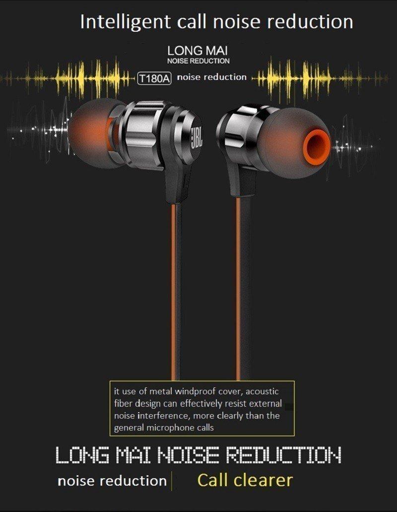 Jbl T180a Wired Earphone (7)