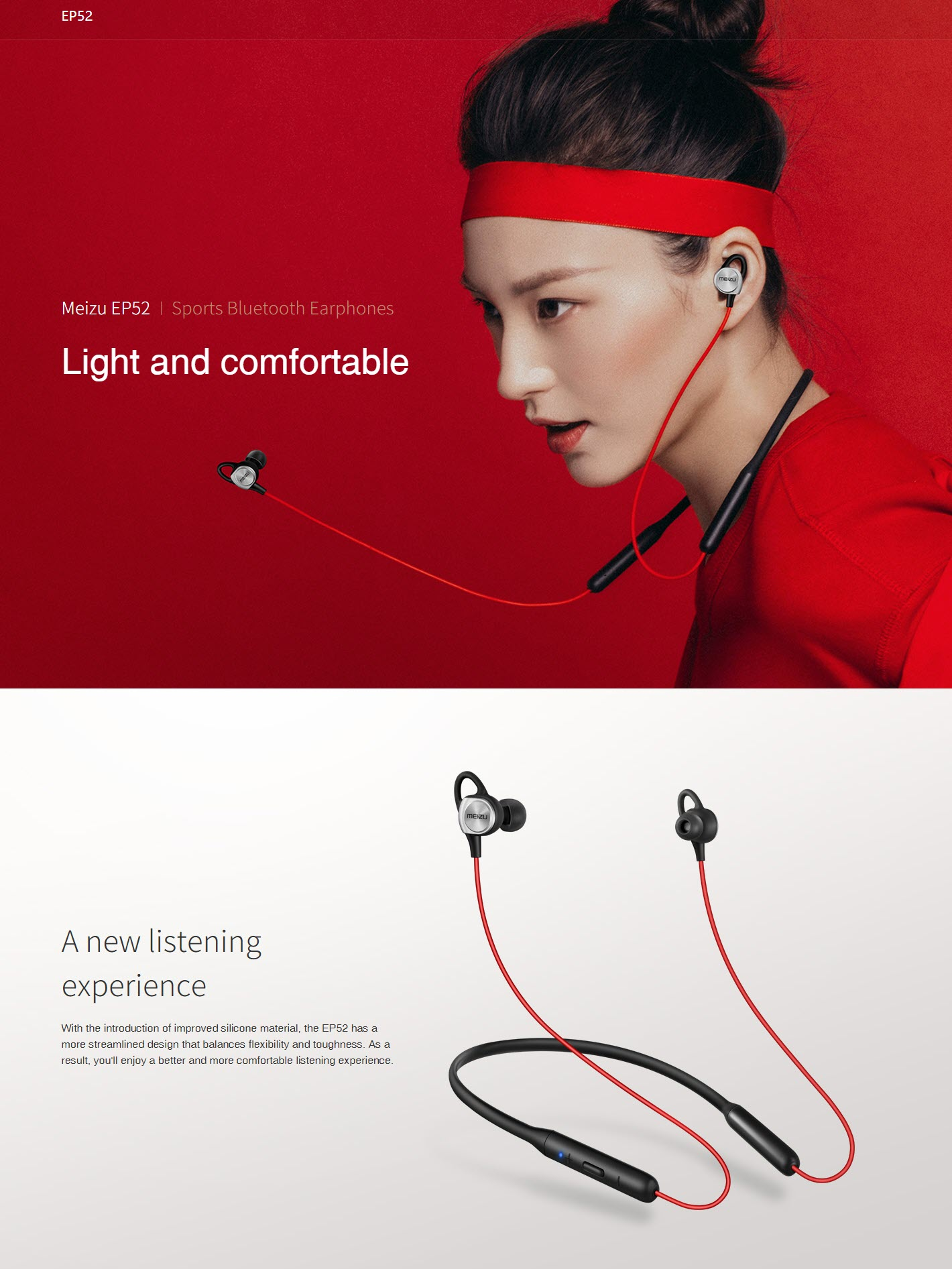 Meizu Ep52 Sports Bluetooth Earphones (13)