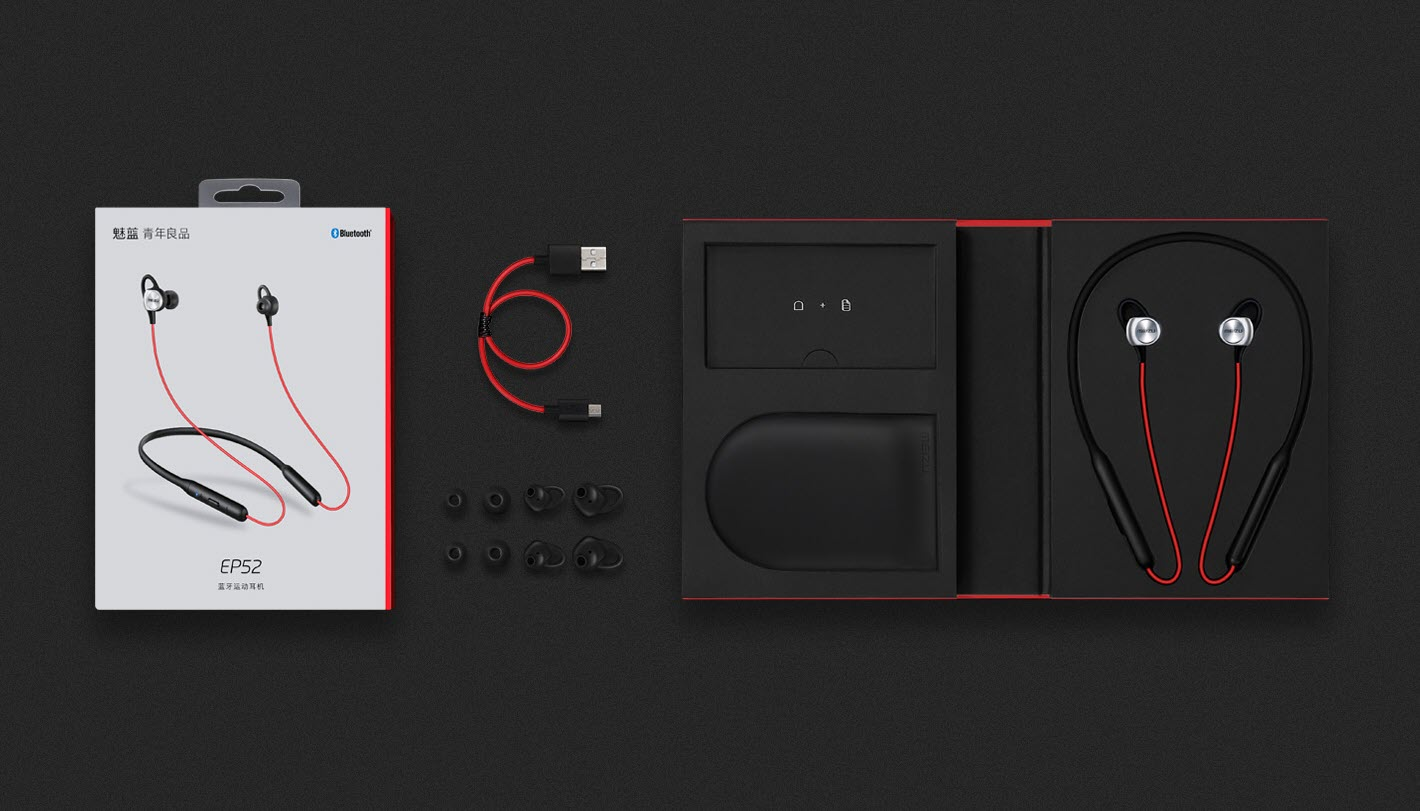 Meizu Ep52 Sports Bluetooth Earphones (16)