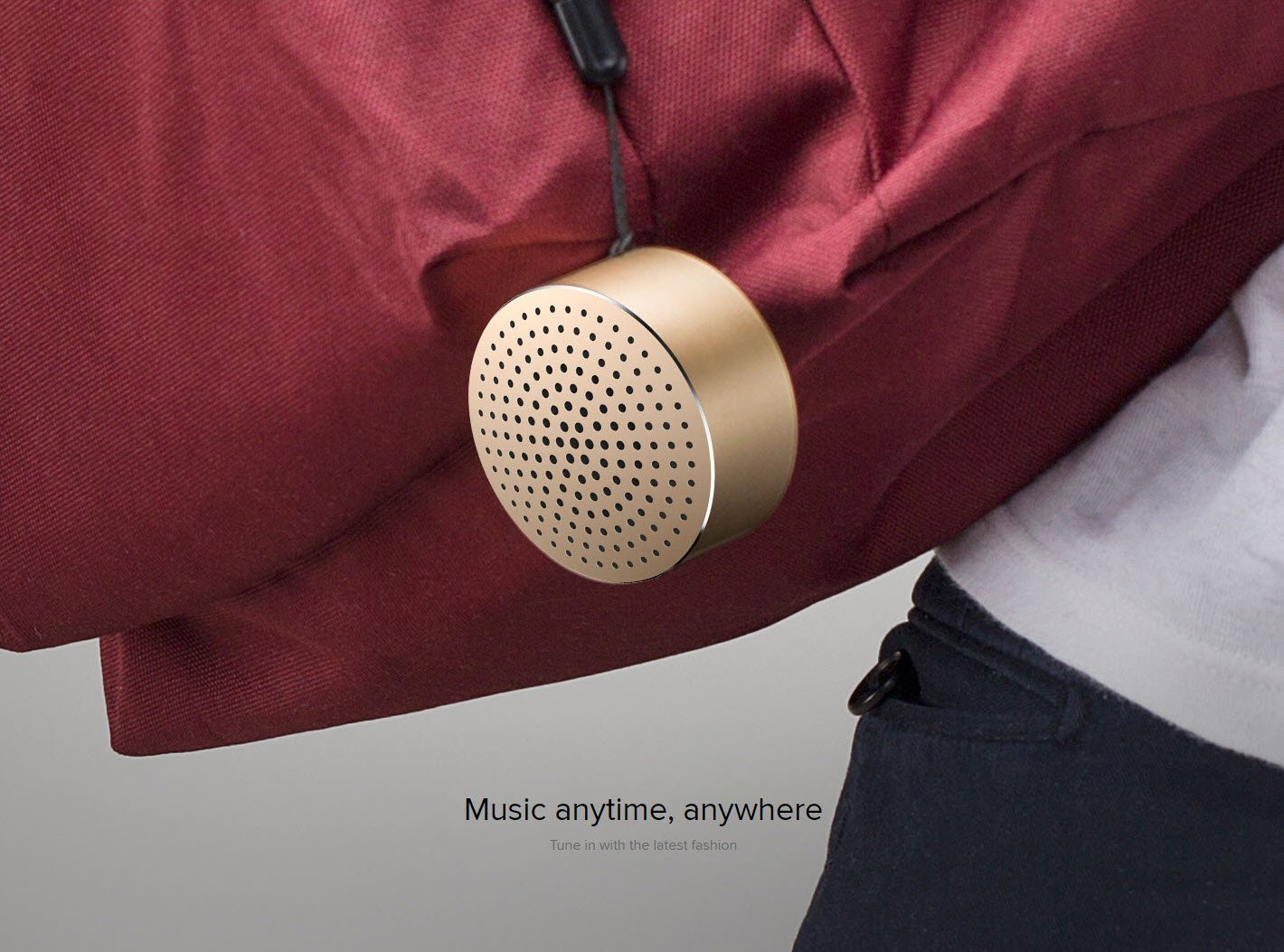 Mi Bluetooth Speaker Mini (20)
