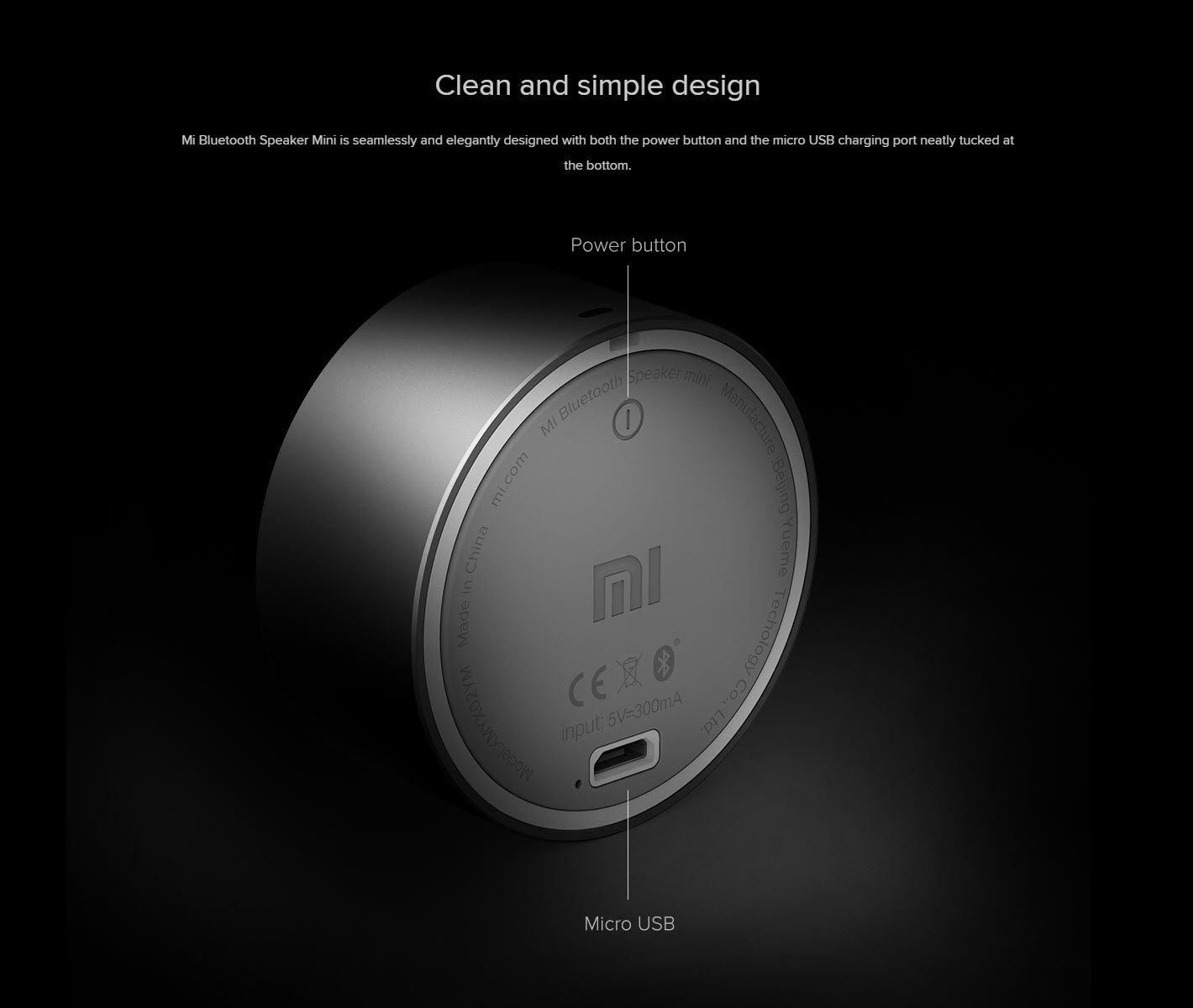 Mi Bluetooth Speaker Mini (30)