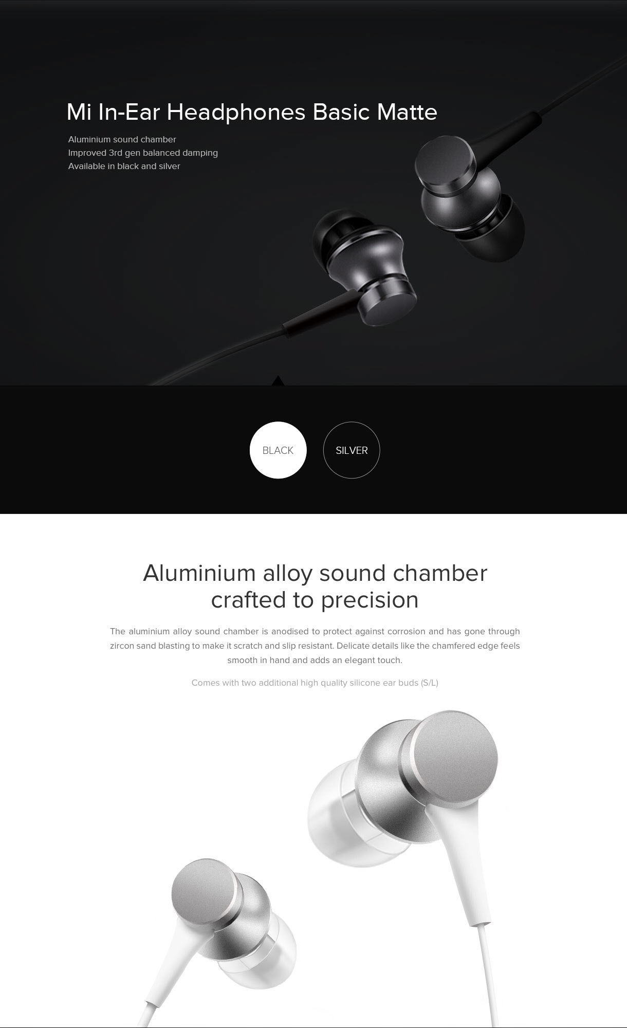 Mi In Ear Headphones Basic (3)