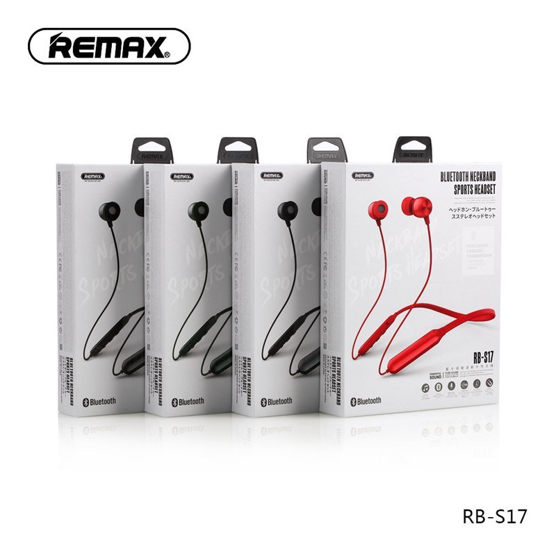 Remax S17 Wireless Earphone (3)