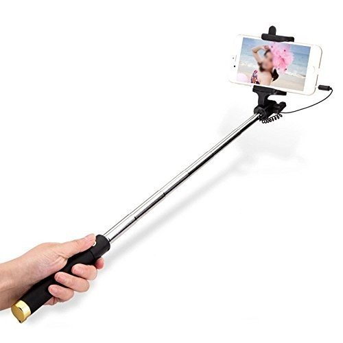 Selfie Stick Integrated Foldable Smart Shooting Aid (7)
