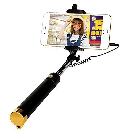 Selfie Stick Integrated Foldable Smart Shooting Aid (8)