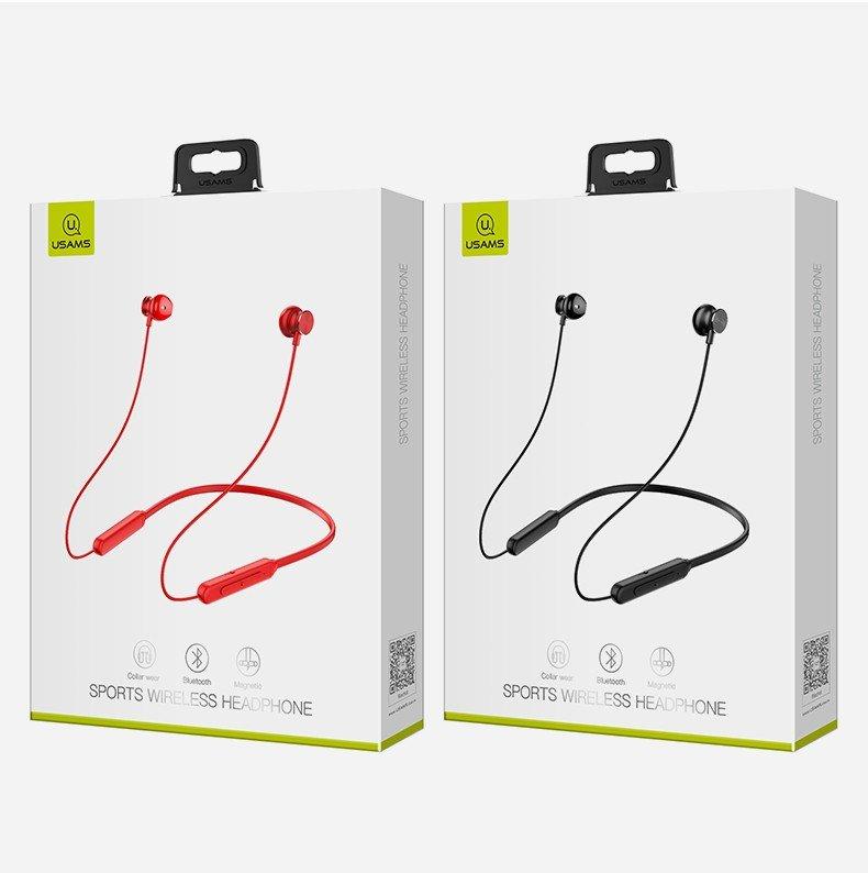 Usams S1 Magnet Wireless Stereo Headphones (15)