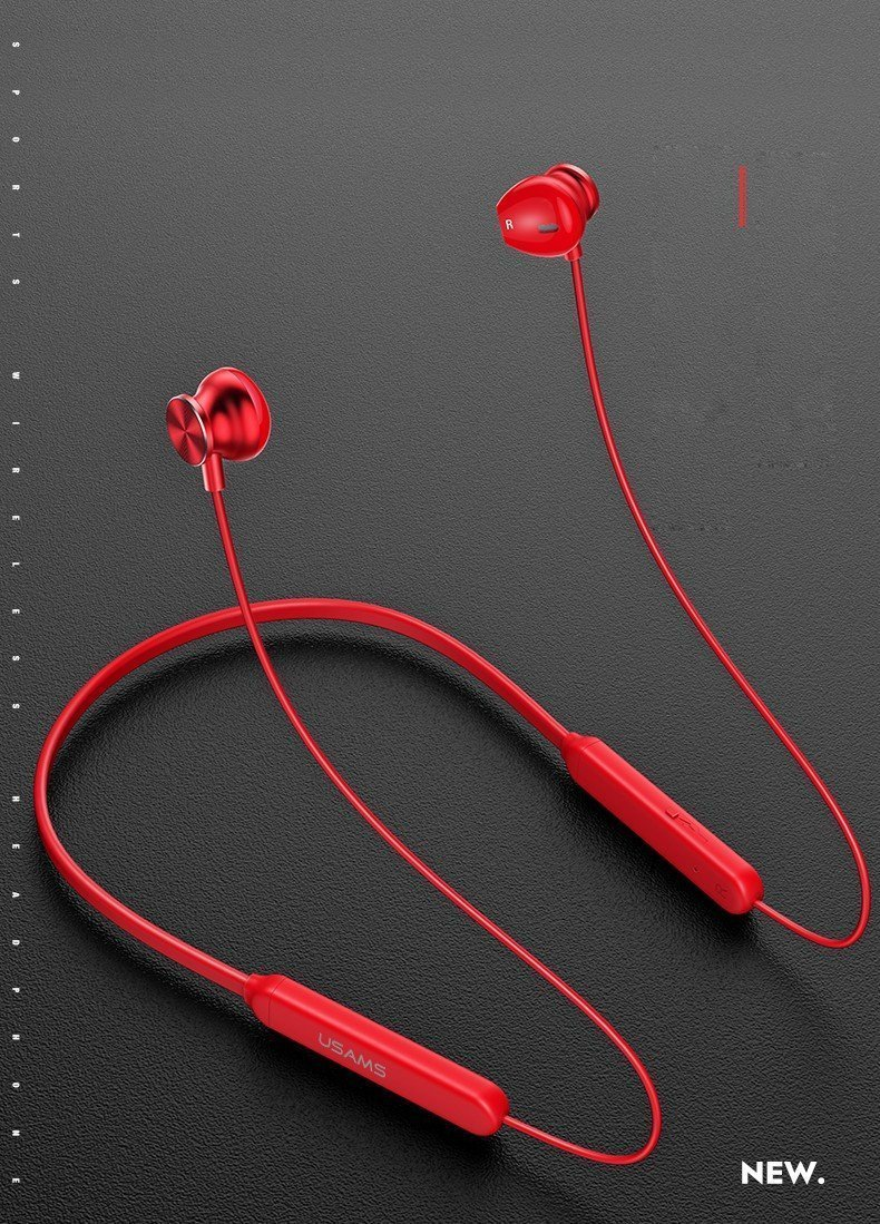 Usams S1 Magnet Wireless Stereo Headphones (7)