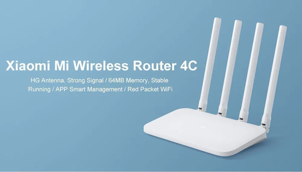 Xiaomi 4c Wireless Router (1)