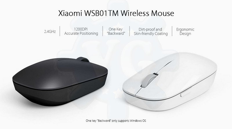Xiaomi Mi Portable Wireless Mouse (3)