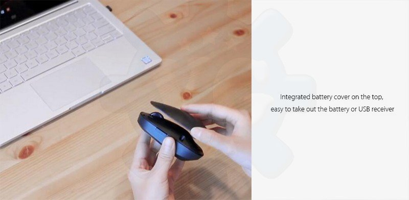 Xiaomi Mi Portable Wireless Mouse (6)