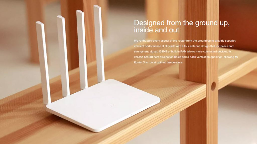 Xiaomi Mi Wifi Router 3 (4)