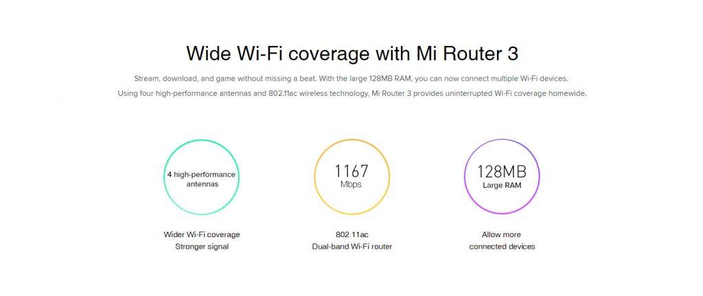 Xiaomi Mi Wifi Router 3 (5)