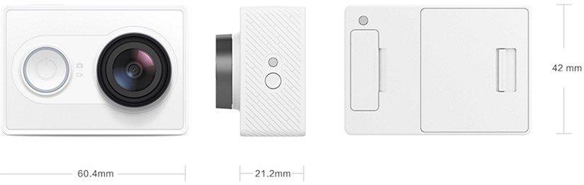 Xiaomi Yi Action Camera 2k With Monopod (13)