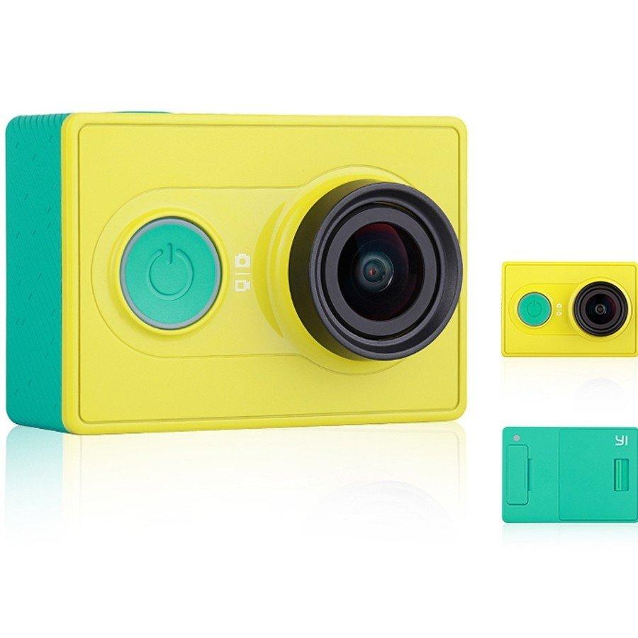 Xiaomi Yi Action Camera 2k With Monopod (3)