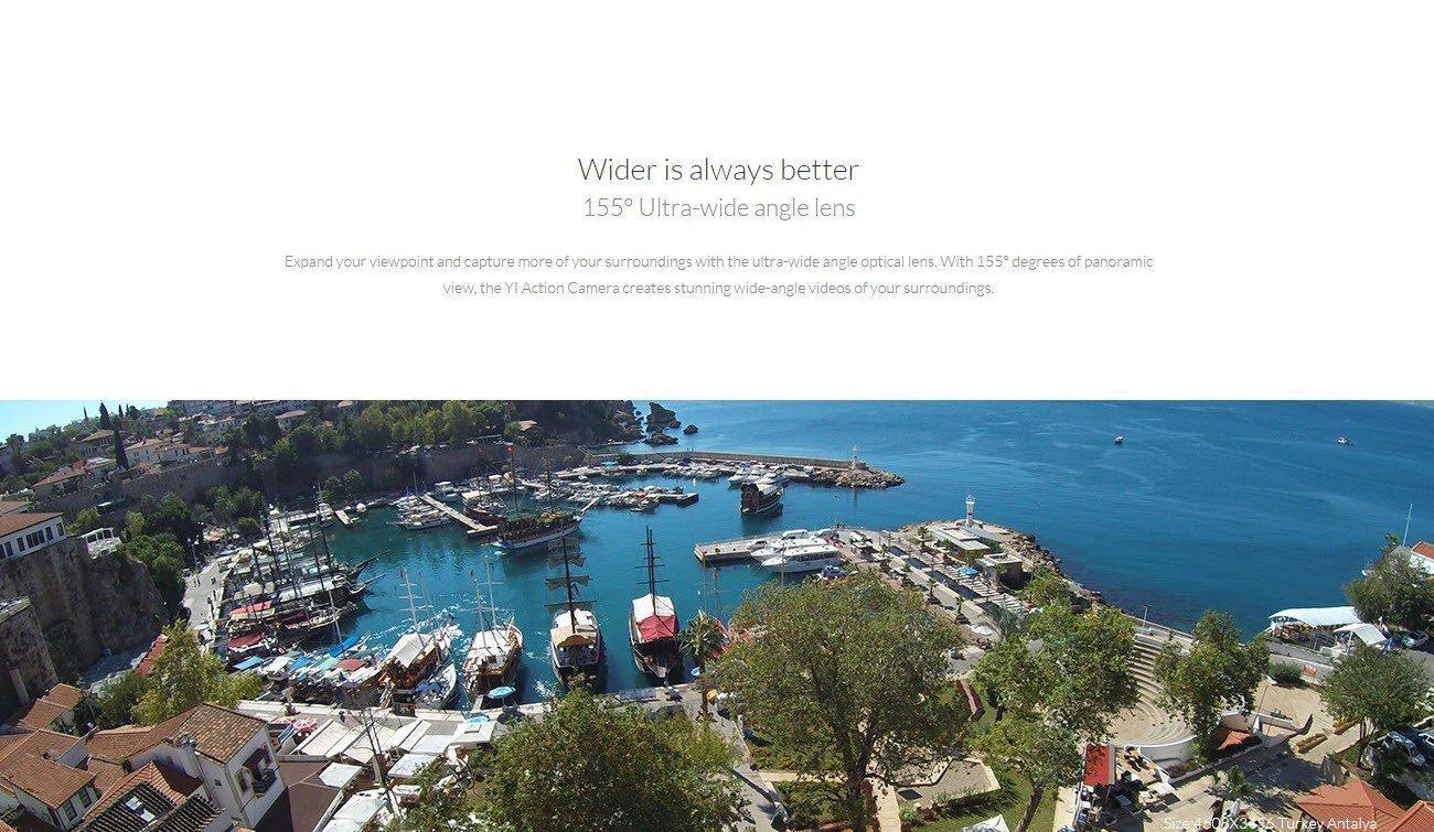 Xiaomi Yi Action Camera 2k With Monopod (6)
