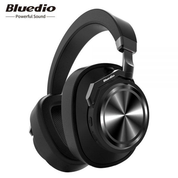Bluedio T6 (turbine) Active Noise Cancelling Bluetooth Headphones (5)