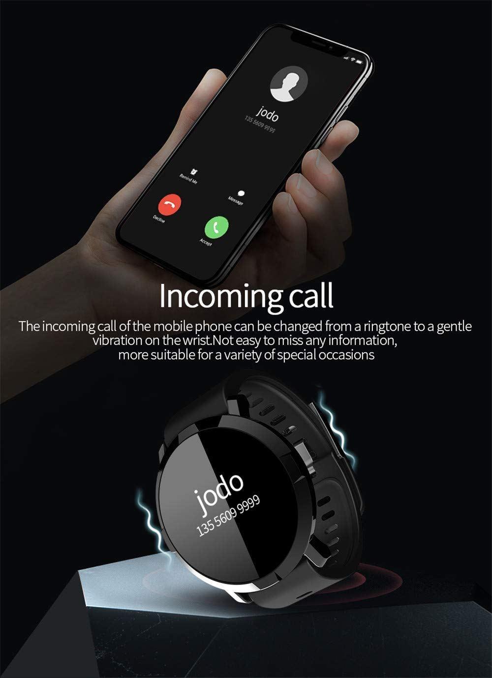 M29 Smart Watch Men Women 1 22 Touch Screen Ip68 Heart Rate Blood Pressure Sleep Monitoring.jpg (5)