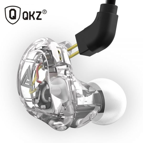Qkz Vk1 4dd In Ear Earphone Hifi Dj Monito Running Sport Earphone (2)