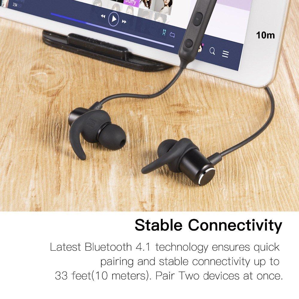 Wavefun Fit Sport Bluetooth Earphone (2)