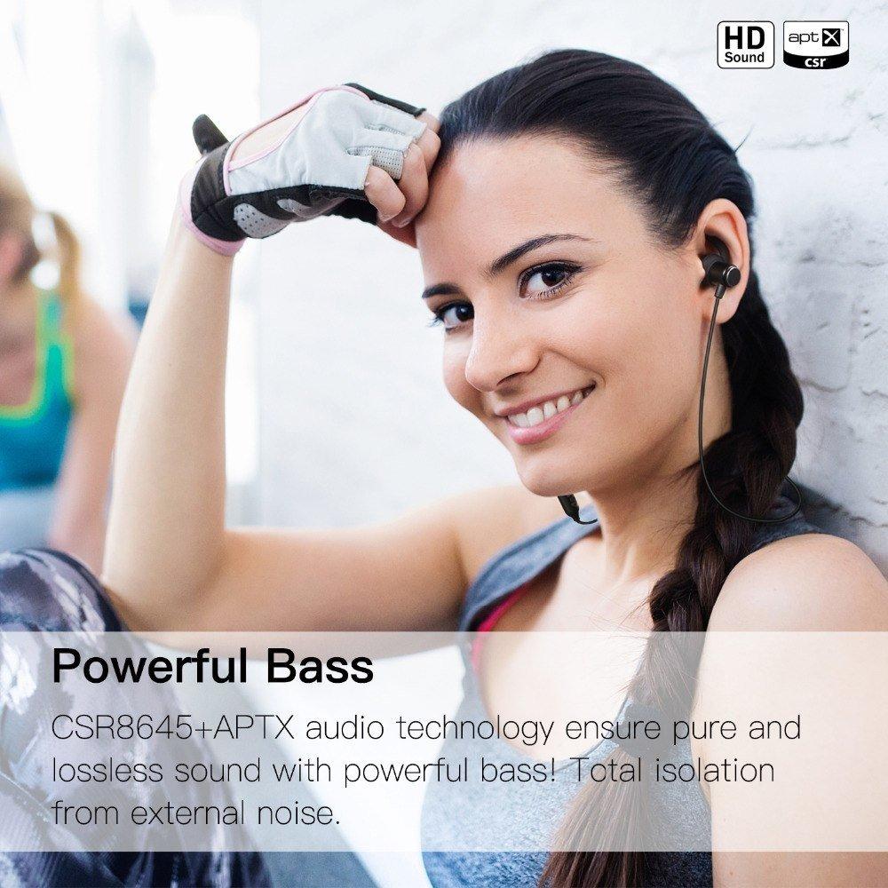 Wavefun Fit Sport Bluetooth Earphone (3)