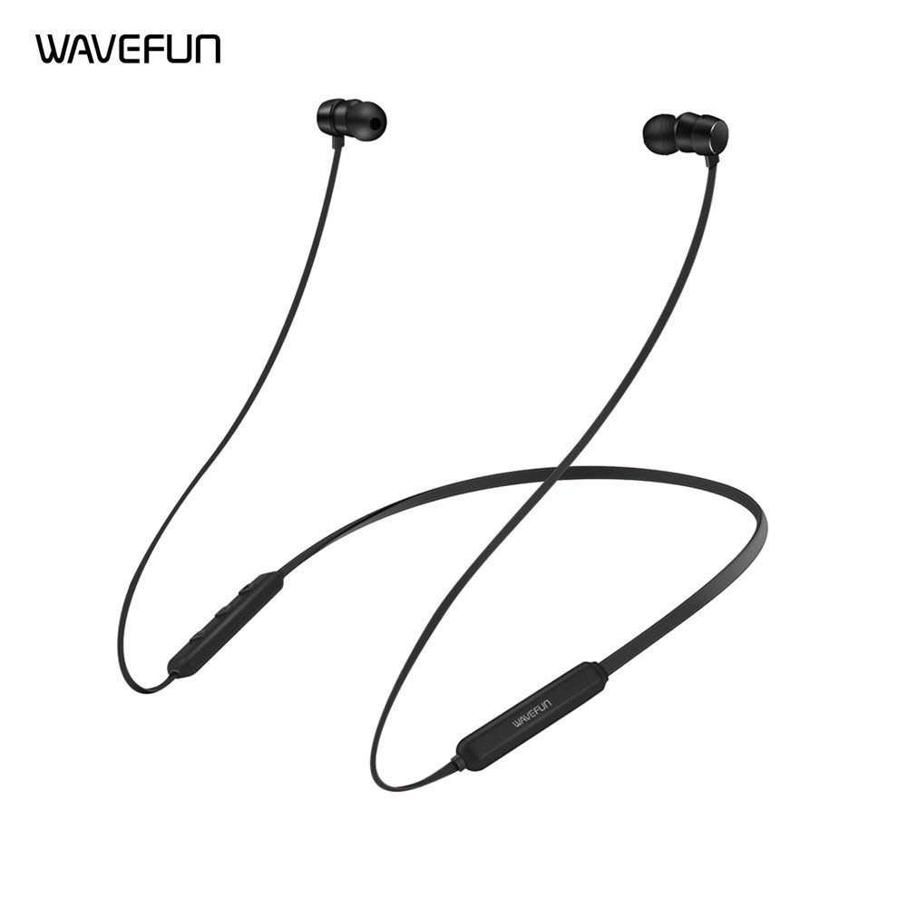 Wavefun Flex Pro Quick Charging Aac Bluetooth Earphone Wireless Headphones (11)