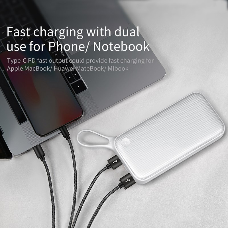 Baseus 20000mah Power Bank With Dual Quick Charge 3 0 (10)