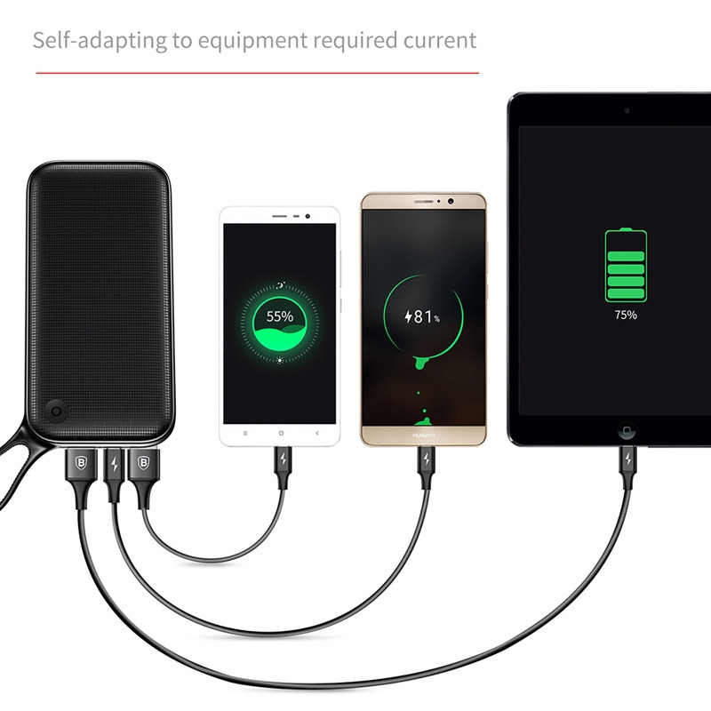 Baseus 20000mah Power Bank With Dual Quick Charge 3 0 (6)