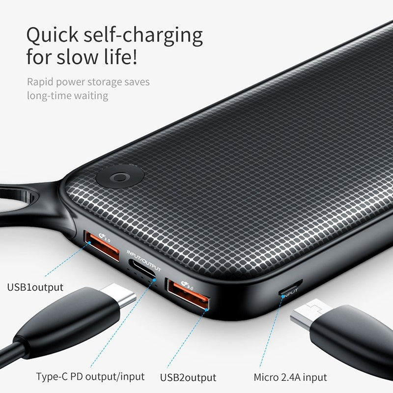 Baseus 20000mah Power Bank With Dual Quick Charge 3 0 (8)