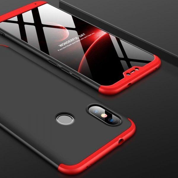 Gkk 360 Case For Xiaomi Redmi Note 6 Pro (1)