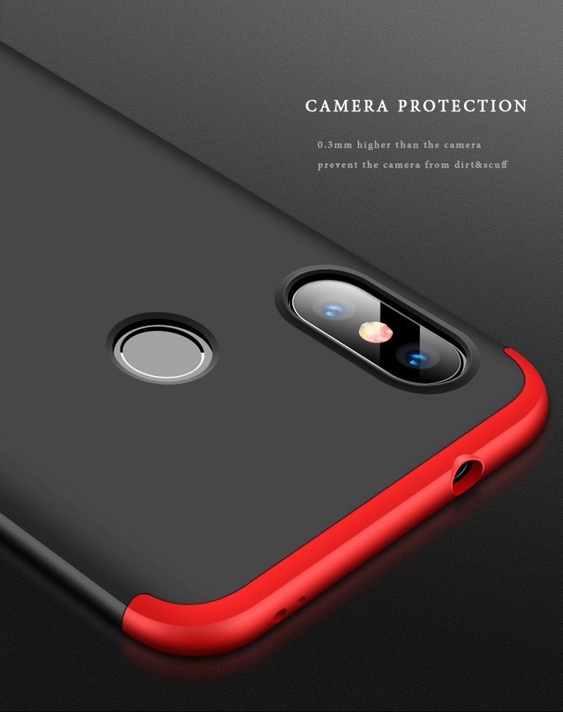 Gkk 360 Case For Xiaomi Redmi Note 6 Pro (3)